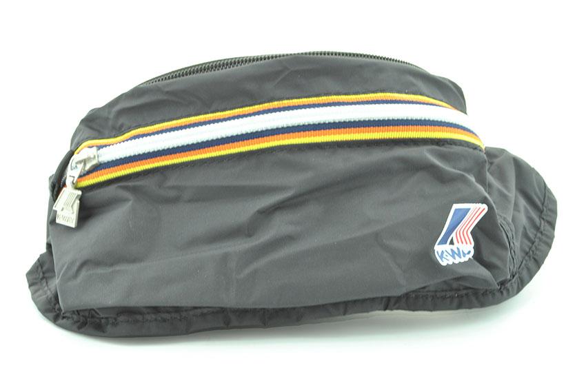 a14 K-way Borsa Bags unisex marsupio, borsa da cintura 4BKK1319 K-POCKET BUMBAG