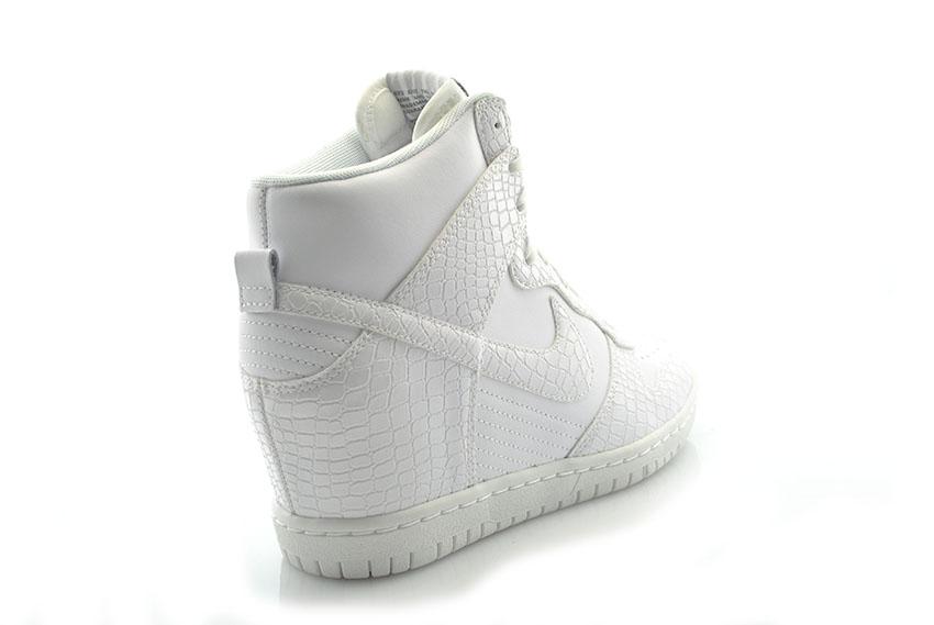 scarpe nike sneaker alte