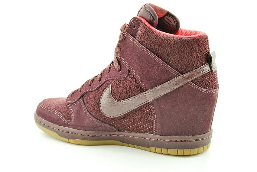 scarpe ginnastica zeppa nike