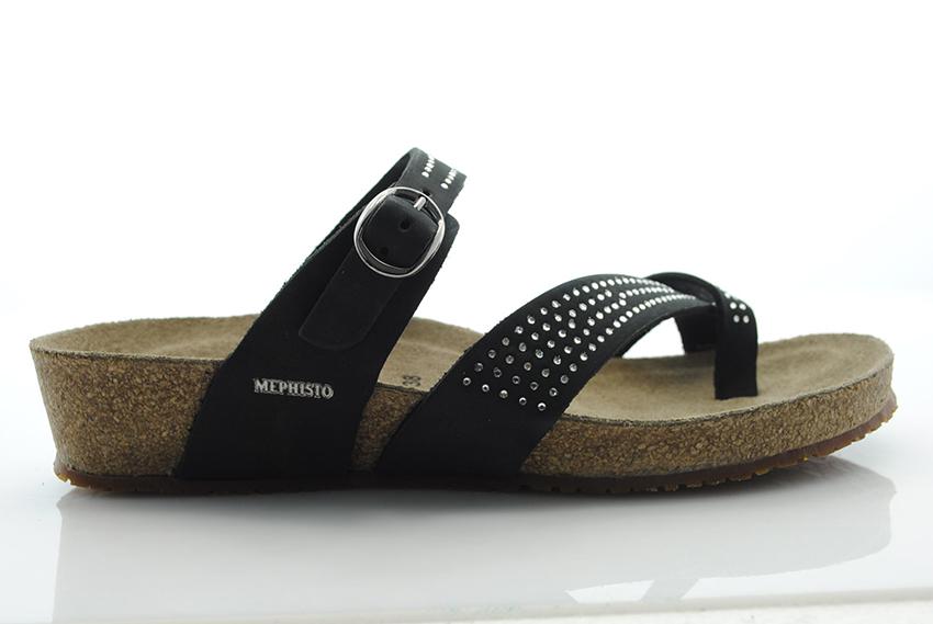 Details about p13 Mephisto scarpe shoes donna sandali infradito IZONIA