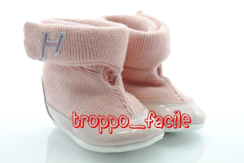 scarpe culla neonato hogan